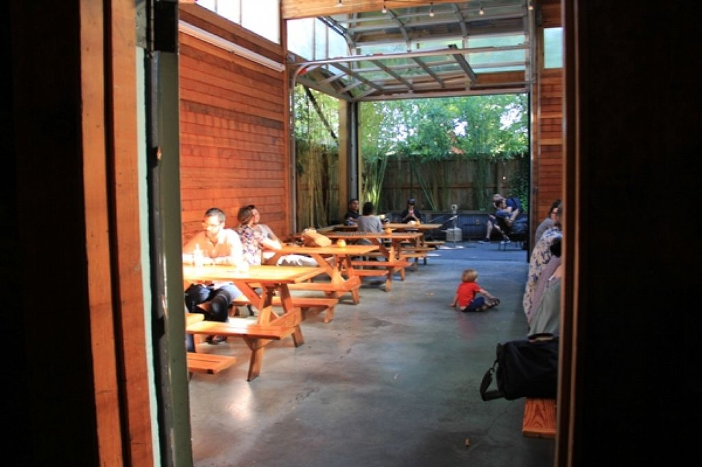 """Photo of Sweet Hereafter  by <a href=""""/members/profile/Julie%20R"""">Julie R</a> <br/>The inside was industrial and cool.  Very clean and welcoming - casual atmosphere <br/> August 29, 2015  - <a href='/contact/abuse/image/27937/115670'>Report</a>"""
