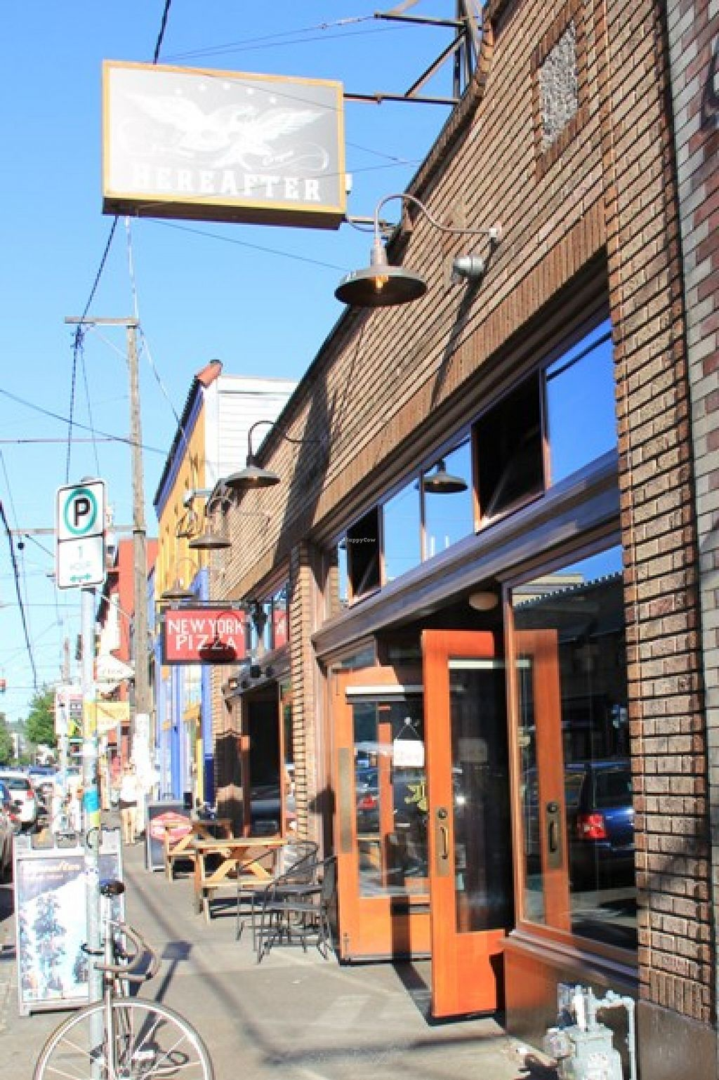 """Photo of Sweet Hereafter  by <a href=""""/members/profile/Julie%20R"""">Julie R</a> <br/>The outside of Sweet Hereafter.  This is a very happening neighborhood - lots of shops and places around.  Loved it <br/> August 29, 2015  - <a href='/contact/abuse/image/27937/115672'>Report</a>"""