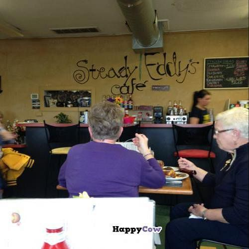 """Photo of Steady Eddy's Cafe at the Market  by <a href=""""/members/profile/Mariarosekicks"""">Mariarosekicks</a> <br/>mural  <br/> November 2, 2013  - <a href='/contact/abuse/image/27959/57781'>Report</a>"""