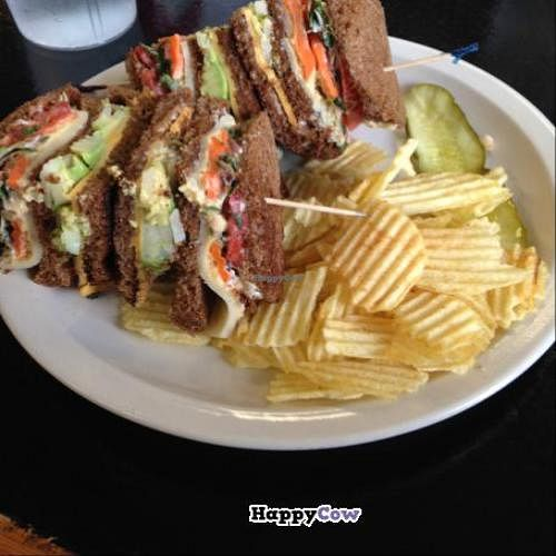 """Photo of Steady Eddy's Cafe at the Market  by <a href=""""/members/profile/Mariarosekicks"""">Mariarosekicks</a> <br/>veggie club <br/> November 2, 2013  - <a href='/contact/abuse/image/27959/57782'>Report</a>"""