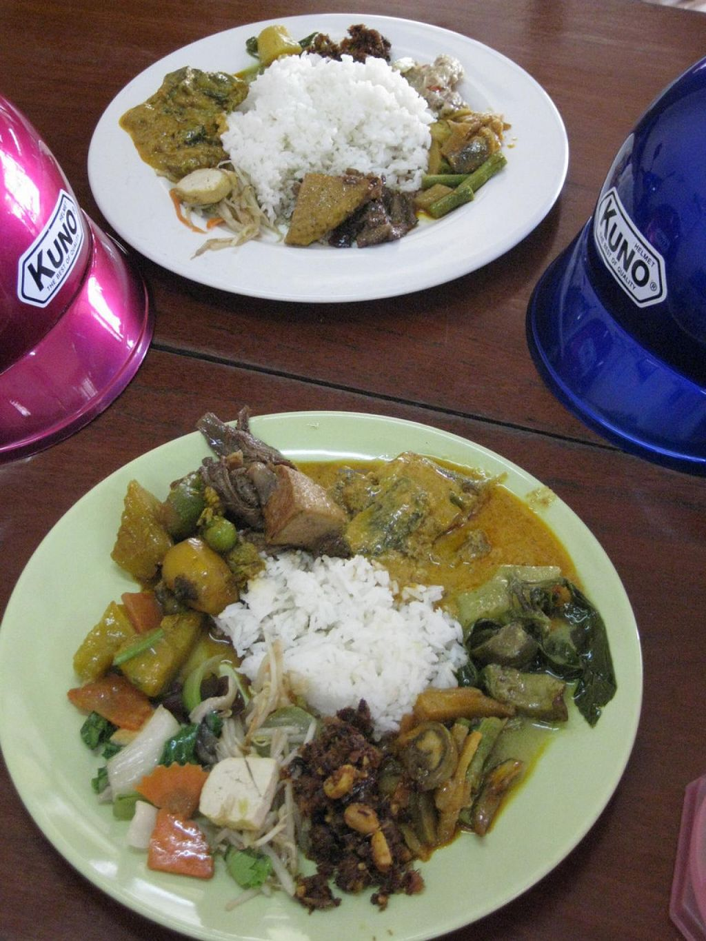 """Photo of Vegetarian Food - Patong  by <a href=""""/members/profile/KasperHansen"""">KasperHansen</a> <br/>I had to try all the dishes - here is the first attempt. Just a little of each - yes thank you very much :-) Loved it! <br/> January 7, 2014  - <a href='/contact/abuse/image/27964/62027'>Report</a>"""