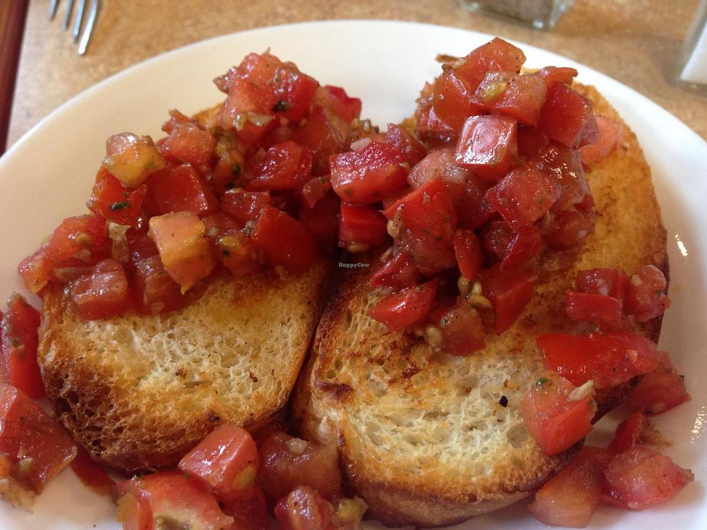 """Photo of Mean Greens  by <a href=""""/members/profile/Tata"""">Tata</a> <br/>Bruschetta  <br/> September 14, 2014  - <a href='/contact/abuse/image/27997/79819'>Report</a>"""