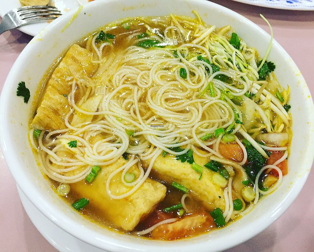 """Photo of D'Vegan  by <a href=""""/members/profile/plantbaseddfw"""">plantbaseddfw</a> <br/>Noodle Soup #10 <br/> February 18, 2018  - <a href='/contact/abuse/image/28073/360781'>Report</a>"""