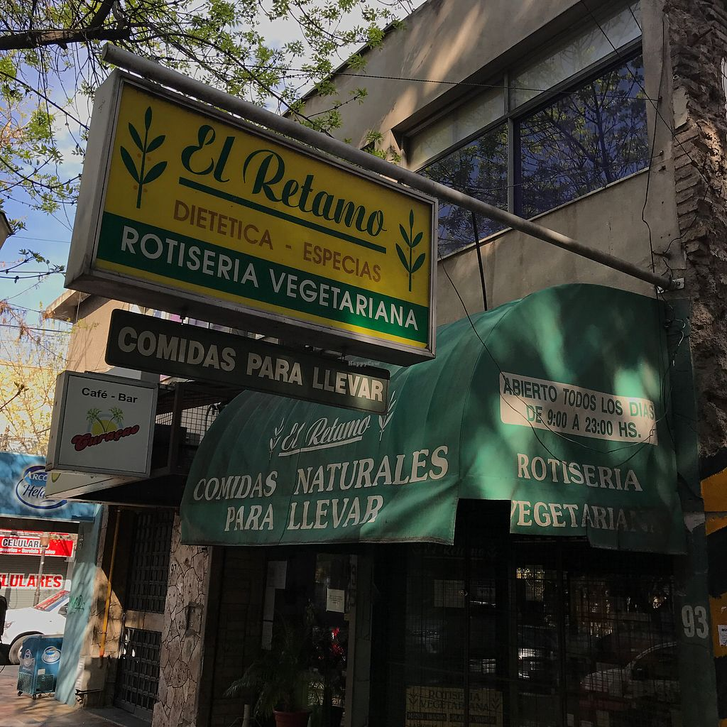 """Photo of El Retamo  by <a href=""""/members/profile/earthville"""">earthville</a> <br/>Storefront <br/> September 15, 2017  - <a href='/contact/abuse/image/2811/304568'>Report</a>"""