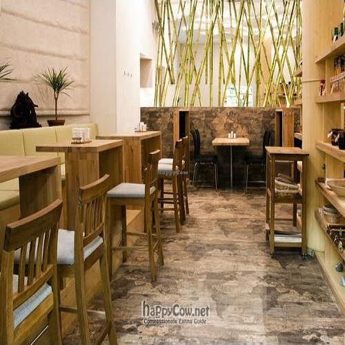 """Photo of CLOSED: Vegeteria  by <a href=""""/members/profile/MariaMizrakhi"""">MariaMizrakhi</a> <br/>Vegeteria interior <br/> September 3, 2011  - <a href='/contact/abuse/image/28154/10396'>Report</a>"""