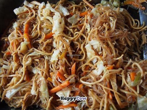 """Photo of Healthy U  by <a href=""""/members/profile/mike_veg"""">mike_veg</a> <br/>veggie pancit <br/> July 7, 2013  - <a href='/contact/abuse/image/28168/50916'>Report</a>"""