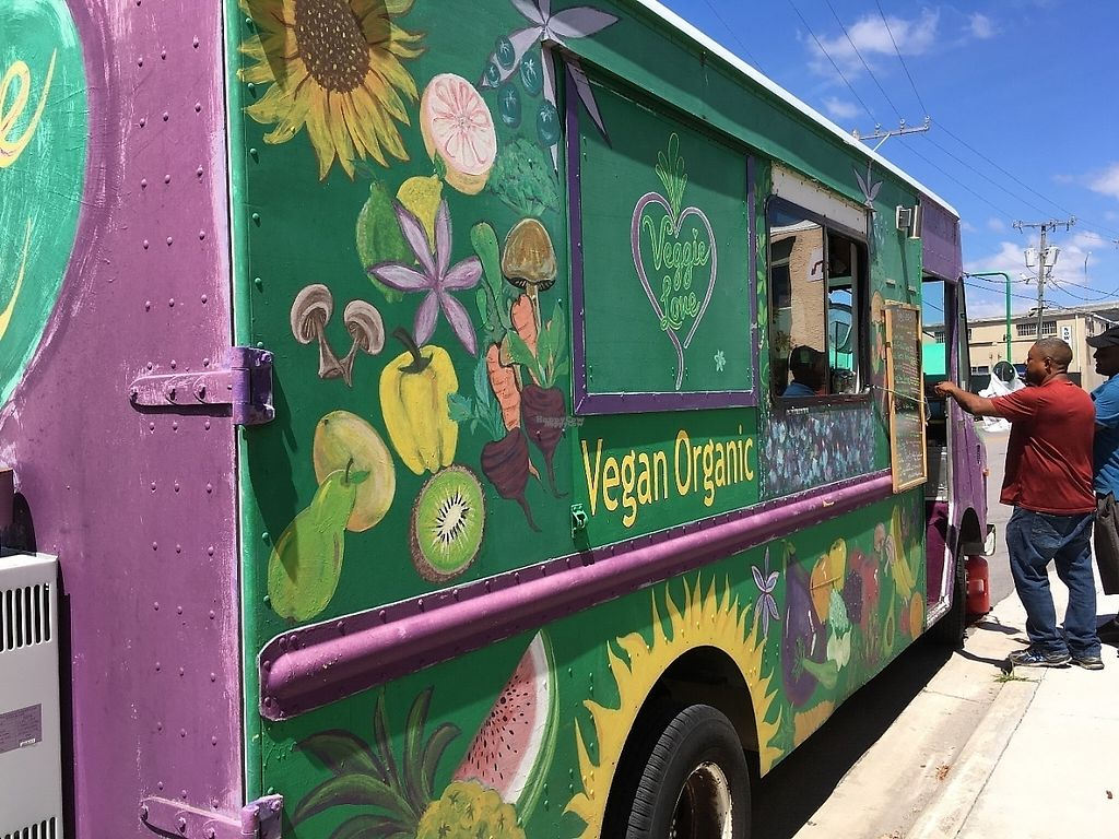 Vegan Food Truck West Palm Beach