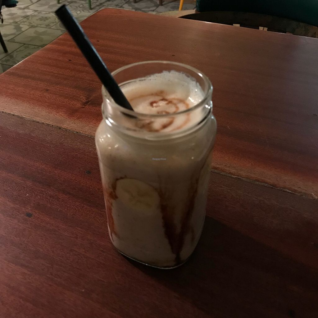 """Photo of Sunmoon Bakery - Gladston  by <a href=""""/members/profile/earthville"""">earthville</a> <br/>Date smoothie  <br/> September 27, 2017  - <a href='/contact/abuse/image/28241/309128'>Report</a>"""