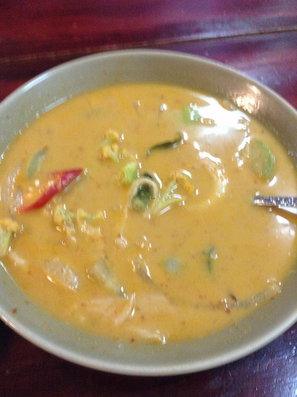 "Photo of CLOSED: Beetroot Stories Cafe  by <a href=""/members/profile/YozzyOti"">YozzyOti</a> <br/>I think it was either green or penang curry <br/> September 24, 2015  - <a href='/contact/abuse/image/28282/118965'>Report</a>"