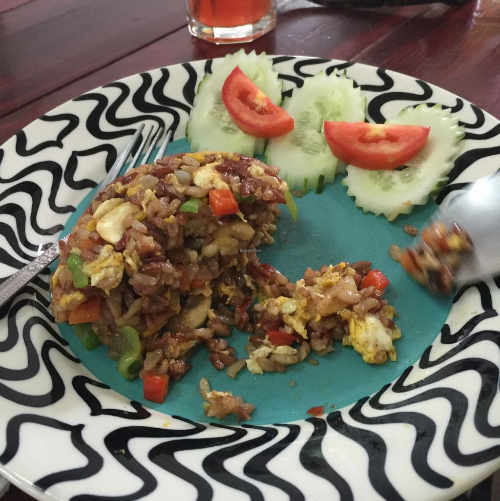 "Photo of CLOSED: Beetroot Stories Cafe  by <a href=""/members/profile/0711"">0711</a> <br/>Fried rice, almost esten <br/> November 2, 2015  - <a href='/contact/abuse/image/28282/123491'>Report</a>"