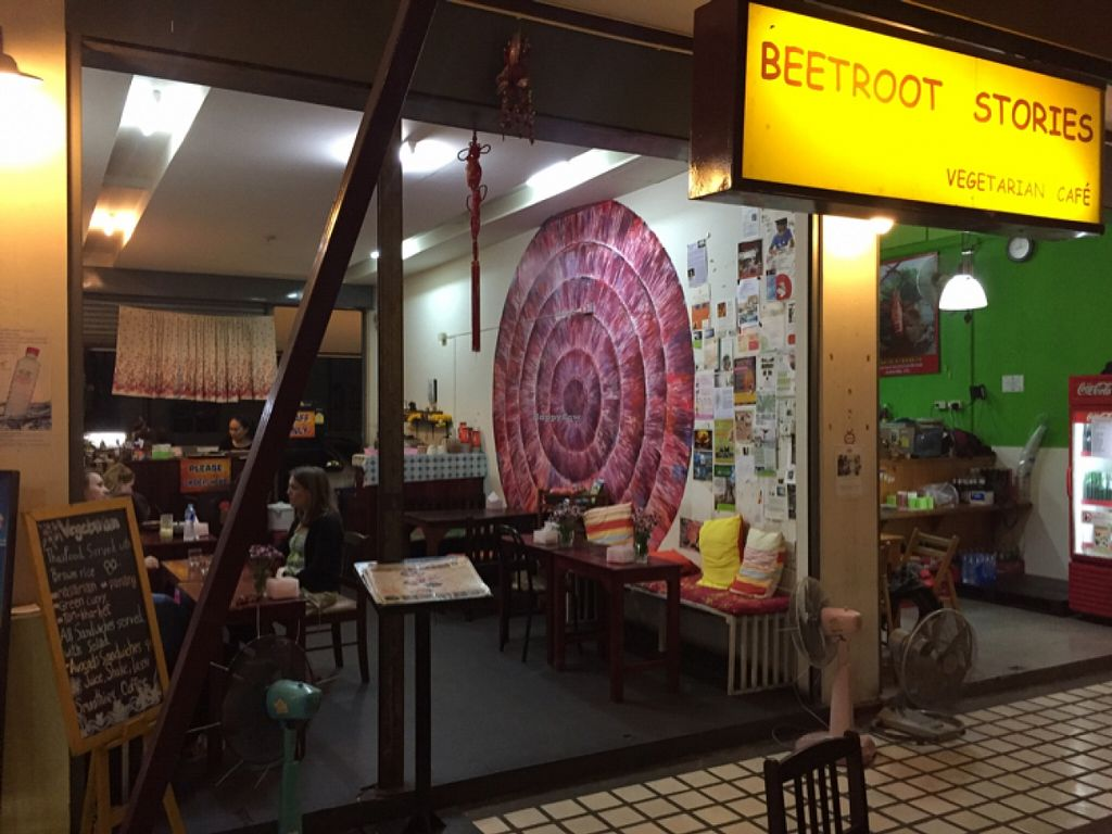 "Photo of CLOSED: Beetroot Stories Cafe  by <a href=""/members/profile/Jrosworld"">Jrosworld</a> <br/>From outside <br/> January 3, 2016  - <a href='/contact/abuse/image/28282/130967'>Report</a>"