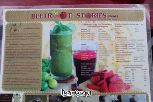 "Photo of CLOSED: Beetroot Stories Cafe  by <a href=""/members/profile/MrGoto"">MrGoto</a> <br/>menu 1 <br/> July 15, 2012  - <a href='/contact/abuse/image/28282/34452'>Report</a>"