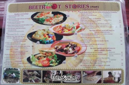 "Photo of CLOSED: Beetroot Stories Cafe  by <a href=""/members/profile/MrGoto"">MrGoto</a> <br/>menu 2 <br/> July 15, 2012  - <a href='/contact/abuse/image/28282/34453'>Report</a>"