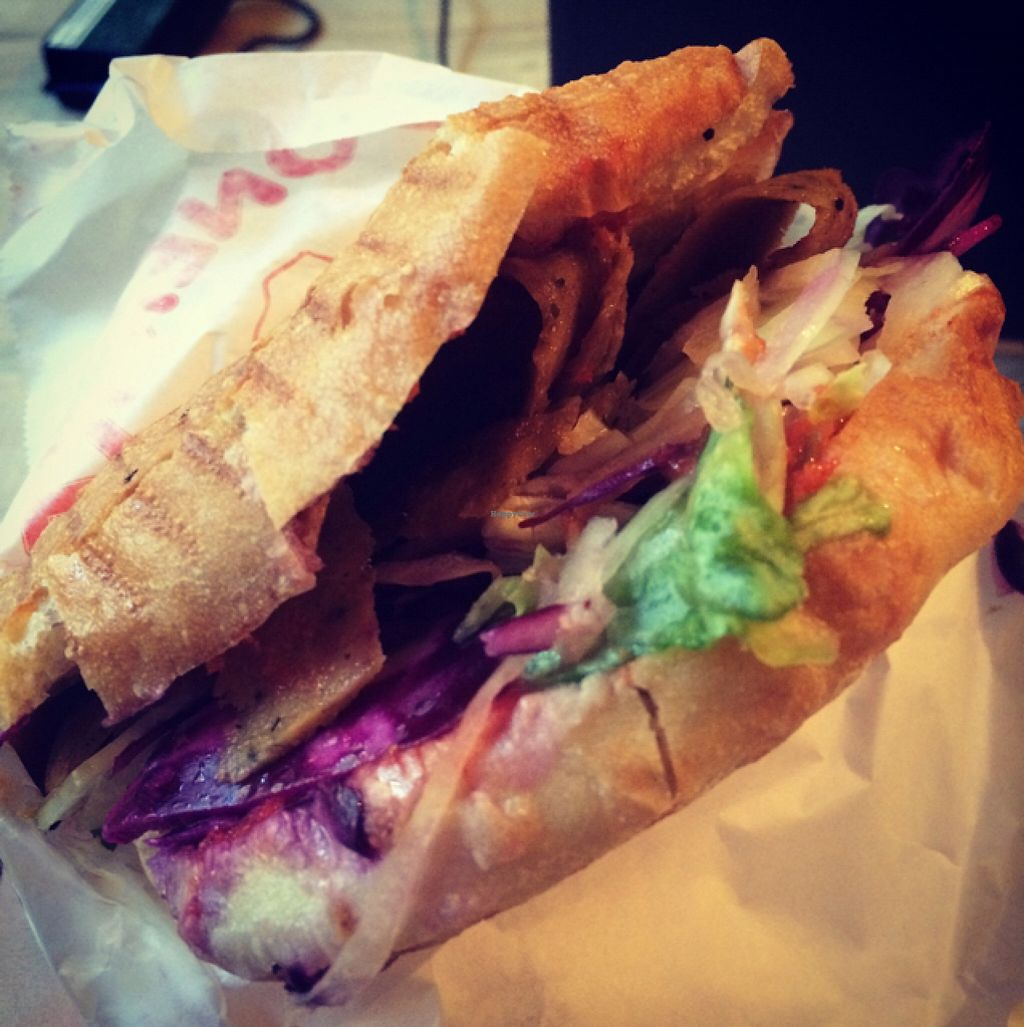 Photo of CLOSED: Royal Kebabhaus  by Jac1809 <br/>Vegan Döner <br/> November 1, 2015  - <a href='/contact/abuse/image/28298/123413'>Report</a>