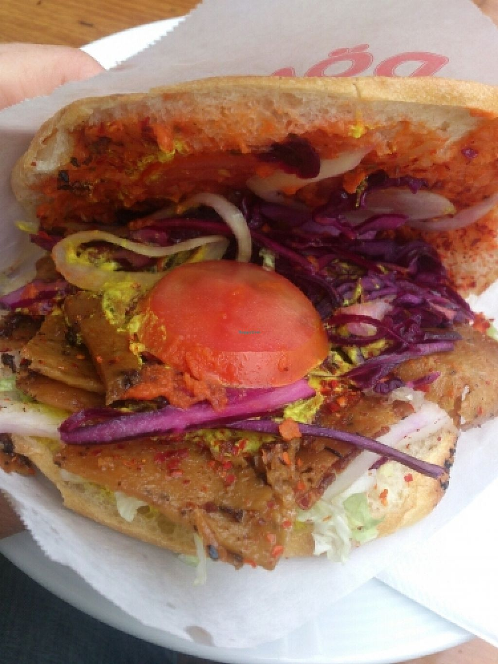 """Photo of CLOSED: Royal Kebabhaus  by <a href=""""/members/profile/Tank242"""">Tank242</a> <br/>best Döner in town <br/> May 11, 2016  - <a href='/contact/abuse/image/28298/148471'>Report</a>"""