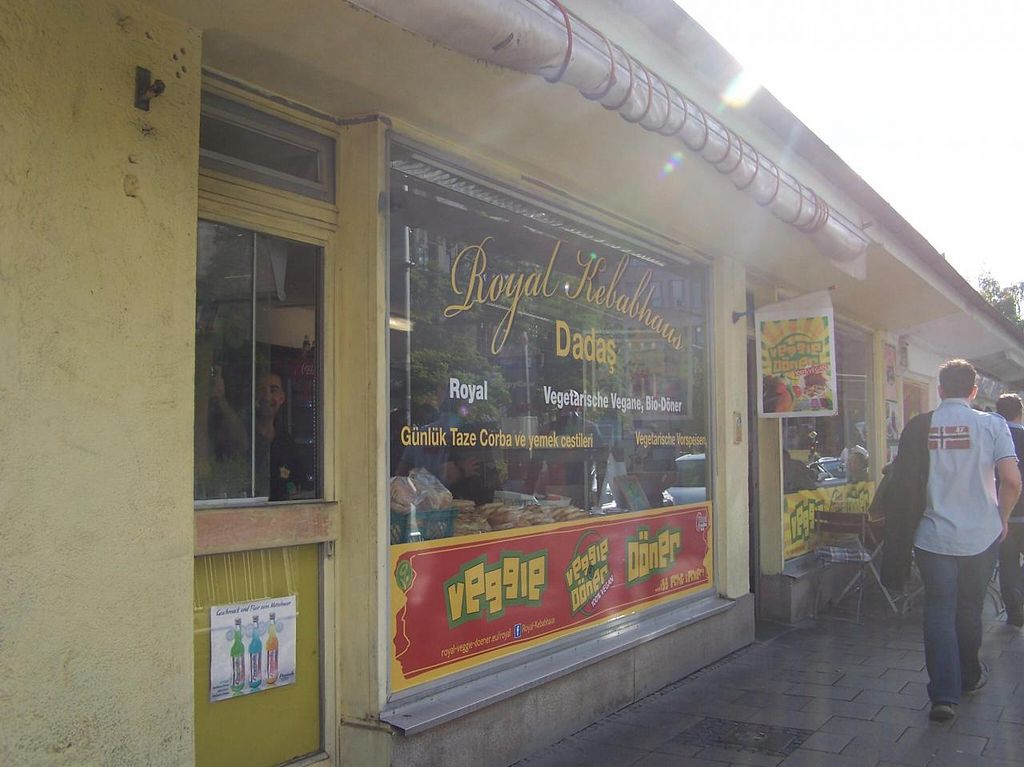 """Photo of CLOSED: Royal Kebabhaus  by <a href=""""/members/profile/Amy1274"""">Amy1274</a> <br/>Royal Kebabhaus, Munich <br/> June 18, 2014  - <a href='/contact/abuse/image/28298/72203'>Report</a>"""