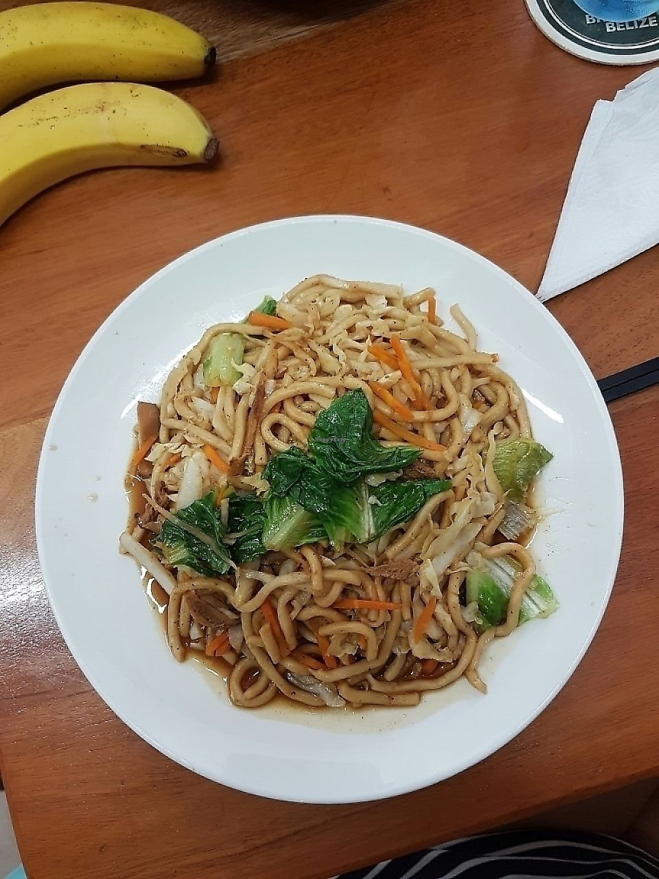 """Photo of Ma Ma Chen's  by <a href=""""/members/profile/PernilleR"""">PernilleR</a> <br/>Fried noodles <br/> March 9, 2017  - <a href='/contact/abuse/image/28318/274469'>Report</a>"""