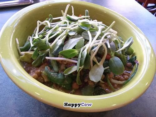 """Photo of Cafe Gratitude  by <a href=""""/members/profile/mslacey"""">mslacey</a> <br/>'I am Humble' bowl of perfection <br/> November 13, 2013  - <a href='/contact/abuse/image/28319/58454'>Report</a>"""