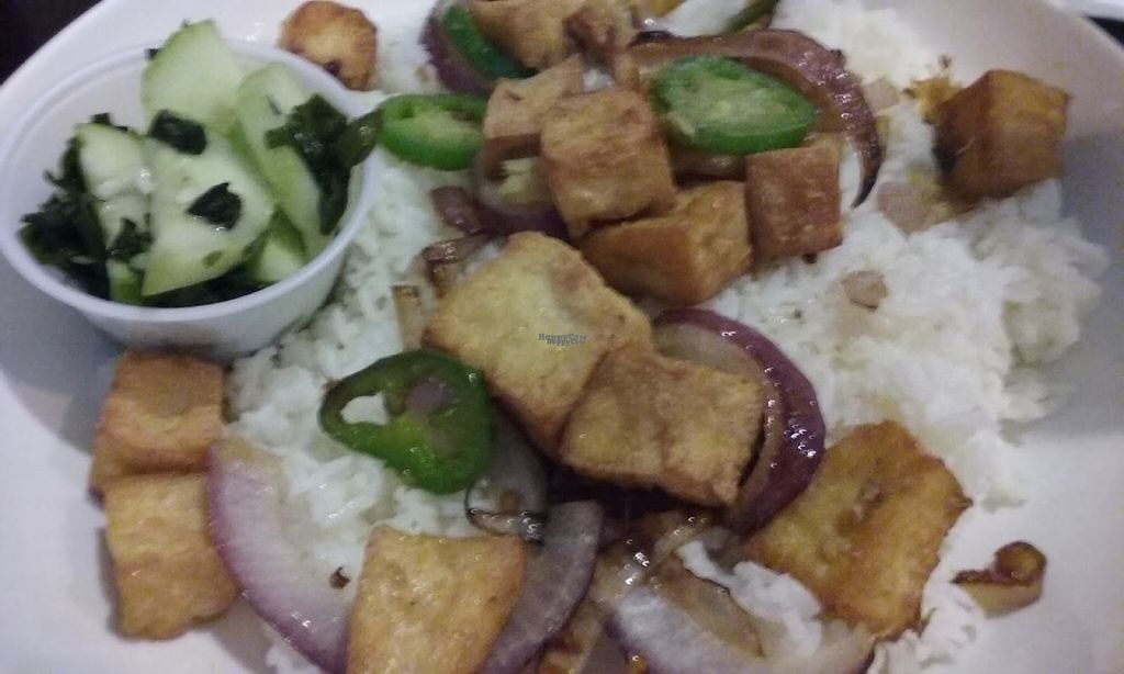 "Photo of Jenni's Noodle House - S Shepherd  by <a href=""/members/profile/veggie_htx"">veggie_htx</a> <br/>Ginger tofu with rice <br/> August 12, 2016  - <a href='/contact/abuse/image/28388/168007'>Report</a>"