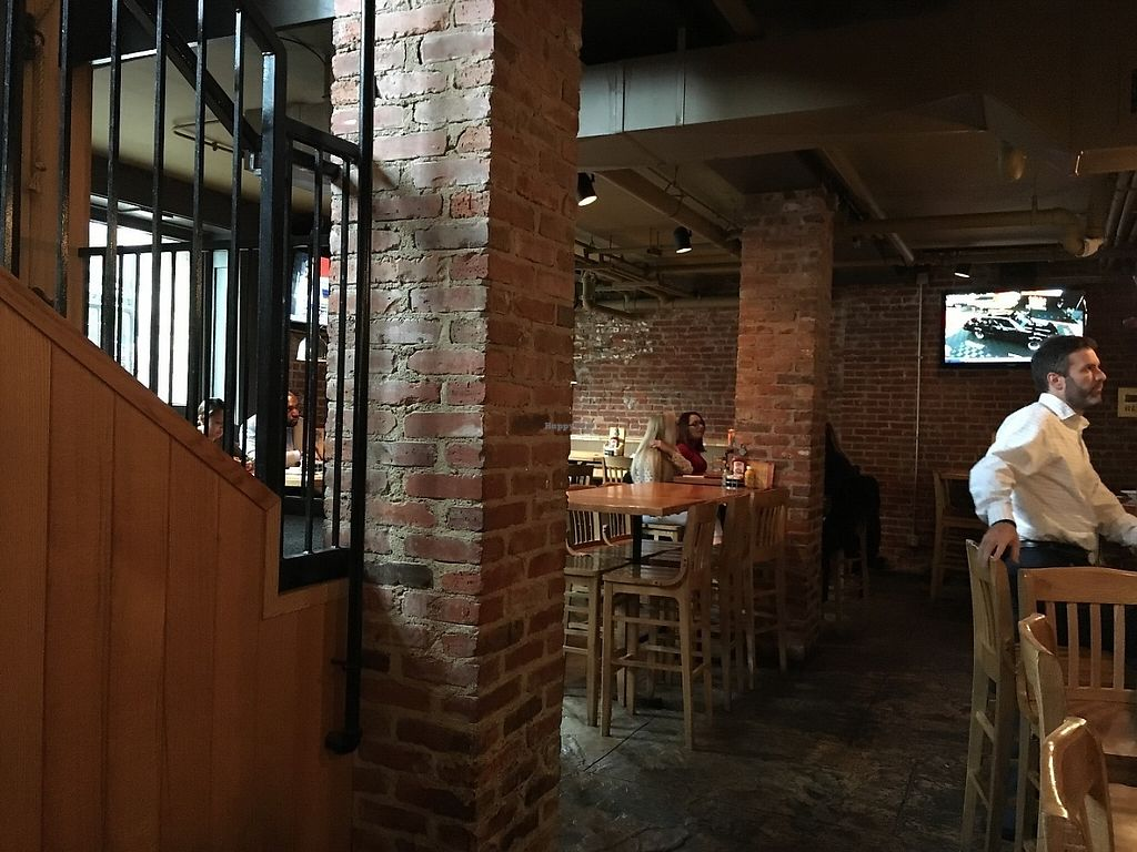 """Photo of Bluegrass Brewing Company  by <a href=""""/members/profile/veggylvr"""">veggylvr</a> <br/>Dining area  <br/> May 13, 2017  - <a href='/contact/abuse/image/28404/258515'>Report</a>"""