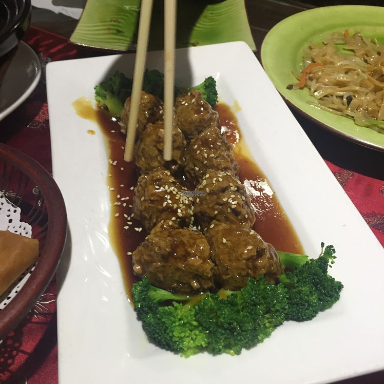 "Photo of Fu Hui Ci Yuan Vegetarian Cultural Restaurant  by <a href=""/members/profile/tanjawegnr"">tanjawegnr</a> <br/>Meat Balls  <br/> August 27, 2016  - <a href='/contact/abuse/image/28431/171711'>Report</a>"