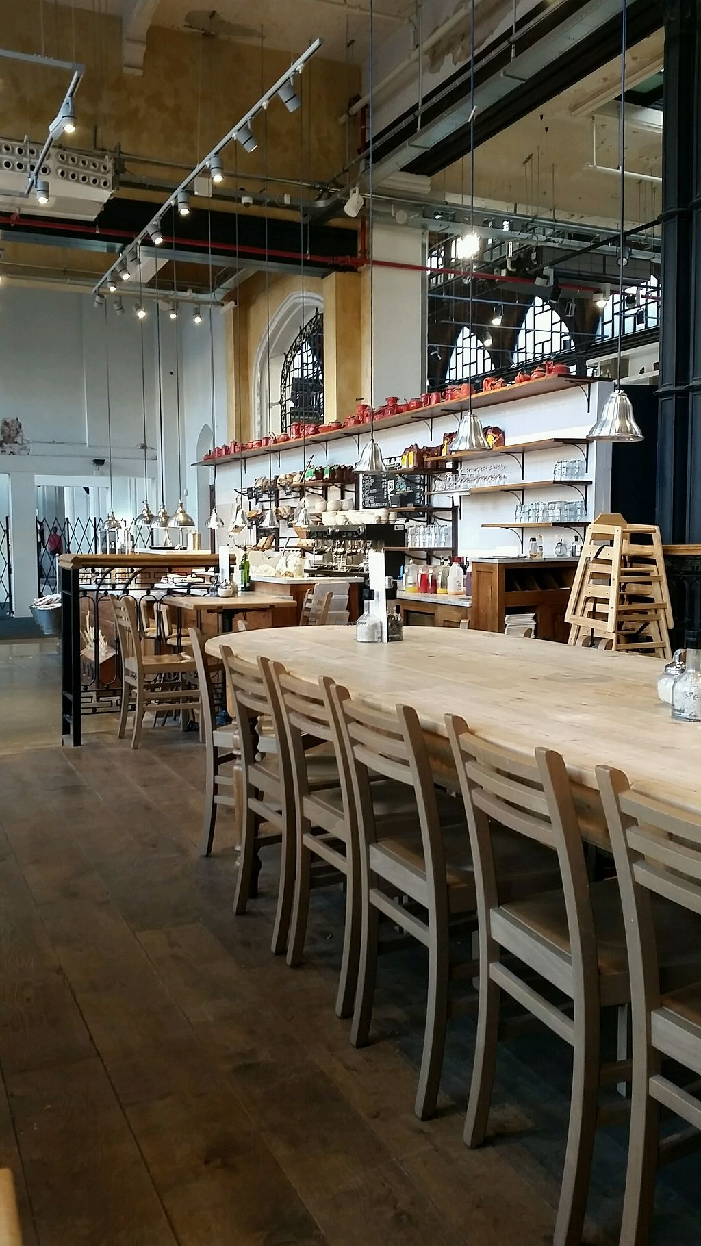 """Photo of Le Pain Quotidien - Kalandeberg  by <a href=""""/members/profile/NJ220"""">NJ220</a> <br/>Inside :) <br/> September 24, 2017  - <a href='/contact/abuse/image/28513/307832'>Report</a>"""