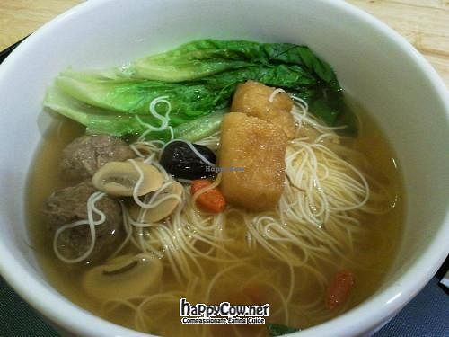 """Photo of Water Drop Teahouse  by <a href=""""/members/profile/SusanneLoh"""">SusanneLoh</a> <br/>Chinese Herbal soup noodles <br/> March 16, 2012  - <a href='/contact/abuse/image/28556/29525'>Report</a>"""