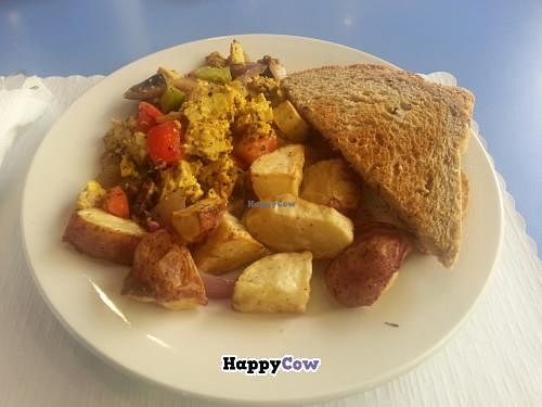 """Photo of Consciousness-Blossoms  by <a href=""""/members/profile/eric"""">eric</a> <br/>tofu scramble <br/> October 25, 2013  - <a href='/contact/abuse/image/2856/57270'>Report</a>"""