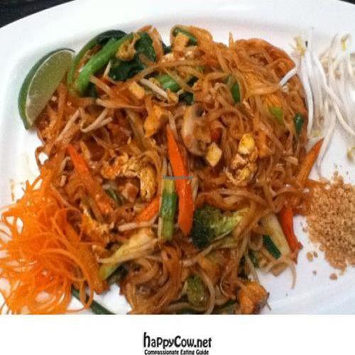 "Photo of My Thai  by <a href=""/members/profile/PennsyltuckyVeggie"">PennsyltuckyVeggie</a> <br/>Vegetable Pad Thai <br/> October 20, 2011  - <a href='/contact/abuse/image/28594/11370'>Report</a>"