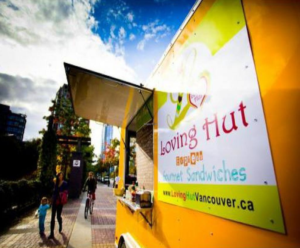 """Photo of CLOSED: Loving Hut Express - Food Cart  by <a href=""""/members/profile/Rachel%20DAltroy"""">Rachel DAltroy</a> <br/>photo by Richard Giordano photography <br/> November 2, 2011  - <a href='/contact/abuse/image/28607/189193'>Report</a>"""