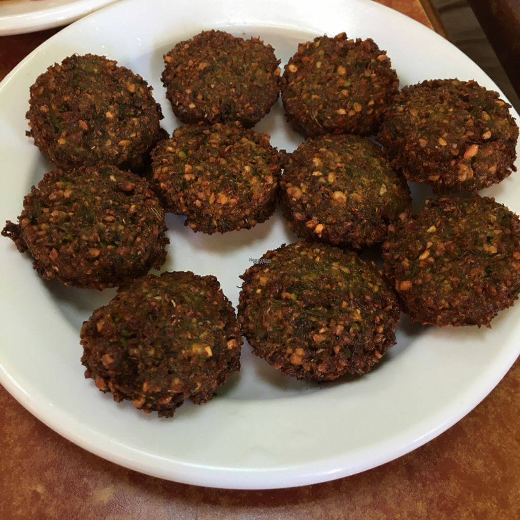 """Photo of Abu Dhabi Hummus Bar  by <a href=""""/members/profile/daroff"""">daroff</a> <br/>falafel  <br/> August 14, 2016  - <a href='/contact/abuse/image/28610/168714'>Report</a>"""