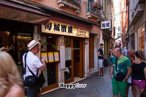 """Photo of Capitol  by <a href=""""/members/profile/JeavonsBrighton"""">JeavonsBrighton</a> <br/>Capitol Chinese restaurant, Vegan-friendly, cheap (for Venice!), located near Bridge of Sighs, over the Canonica bridge, in Campo Santi Filippo e Giacomo <br/> August 12, 2013  - <a href='/contact/abuse/image/28698/53136'>Report</a>"""