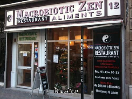 "Photo of Macrobiotic Zen  by <a href=""/members/profile/JenniferKoukla"">JenniferKoukla</a> <br/>exterior <br/> January 3, 2013  - <a href='/contact/abuse/image/28703/42231'>Report</a>"