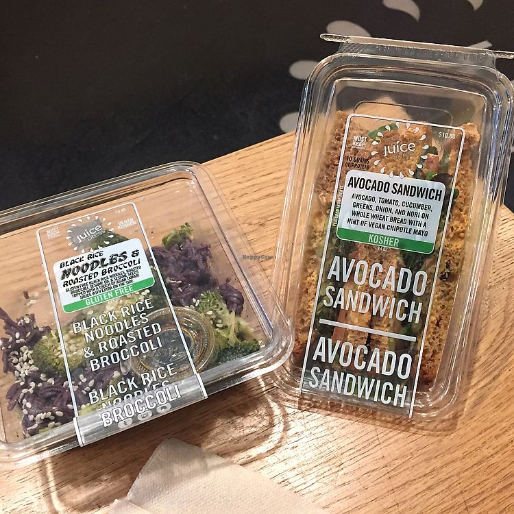 """Photo of Juice Press - Midtown  by <a href=""""/members/profile/Knauji82"""">Knauji82</a> <br/>not only juice but great snacks as well <br/> June 9, 2017  - <a href='/contact/abuse/image/28710/267394'>Report</a>"""