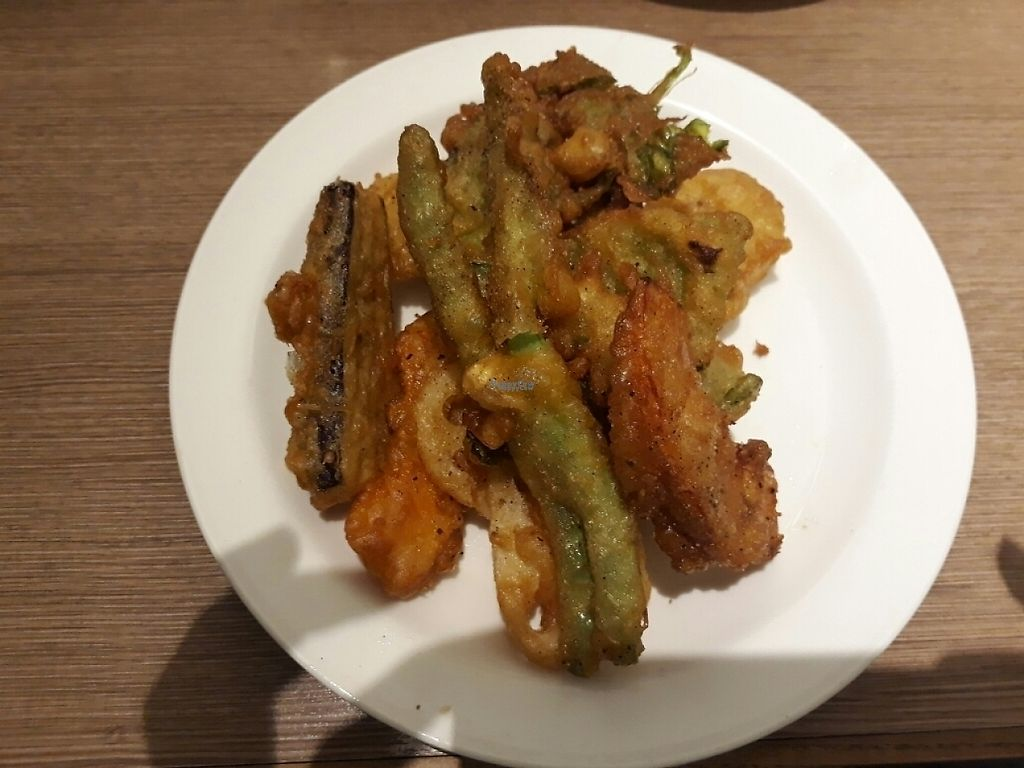 "Photo of Green Land  by <a href=""/members/profile/LilacHippy"">LilacHippy</a> <br/>Veggie tempura <br/> April 9, 2017  - <a href='/contact/abuse/image/28737/246210'>Report</a>"