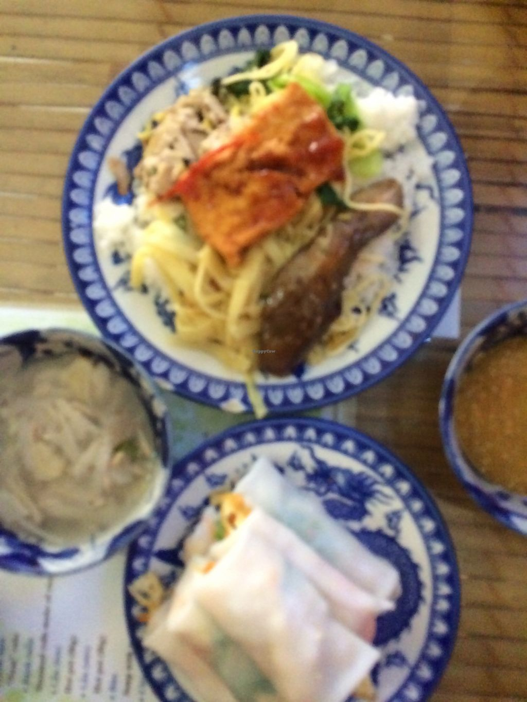 """Photo of Thanh Lieu  by <a href=""""/members/profile/LaurenceMontreuil"""">LaurenceMontreuil</a> <br/>com and fresh spring rolls <br/> August 31, 2017  - <a href='/contact/abuse/image/28812/299319'>Report</a>"""