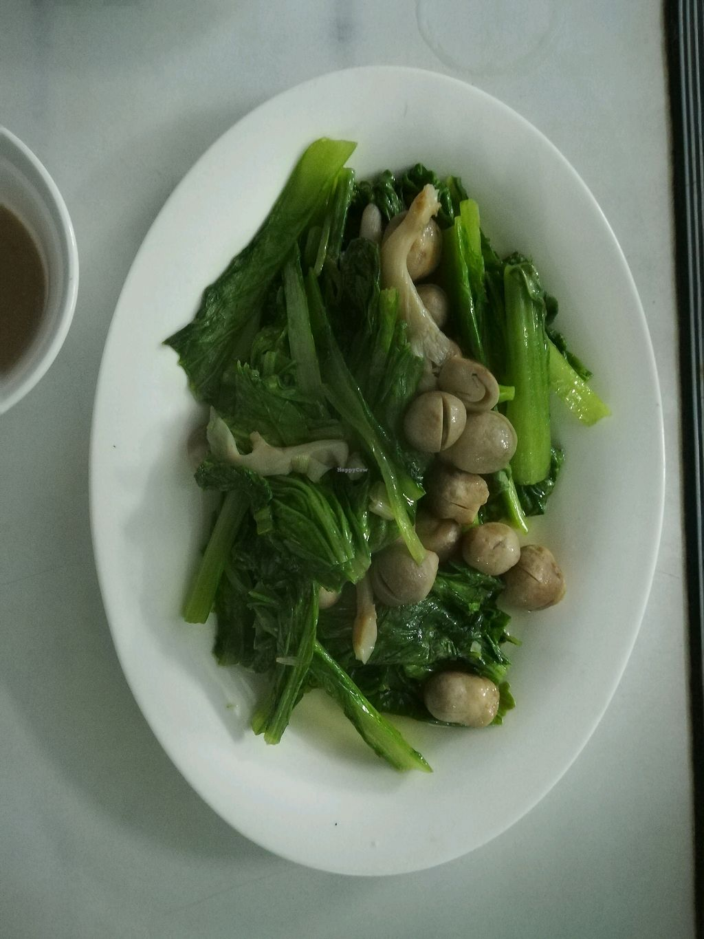 """Photo of Thanh Lieu  by <a href=""""/members/profile/Kyttiara"""">Kyttiara</a> <br/>mushrooms and greens  <br/> December 13, 2017  - <a href='/contact/abuse/image/28812/335136'>Report</a>"""