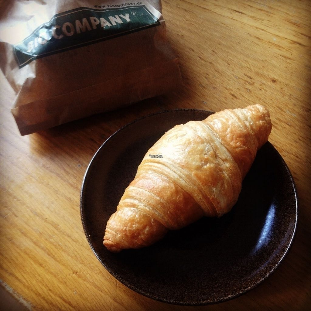 "Photo of Bio Company  by <a href=""/members/profile/o0Carolyn0o"">o0Carolyn0o</a> <br/>Yumm, amazing vegan croissants!! <br/> October 12, 2016  - <a href='/contact/abuse/image/28854/181630'>Report</a>"