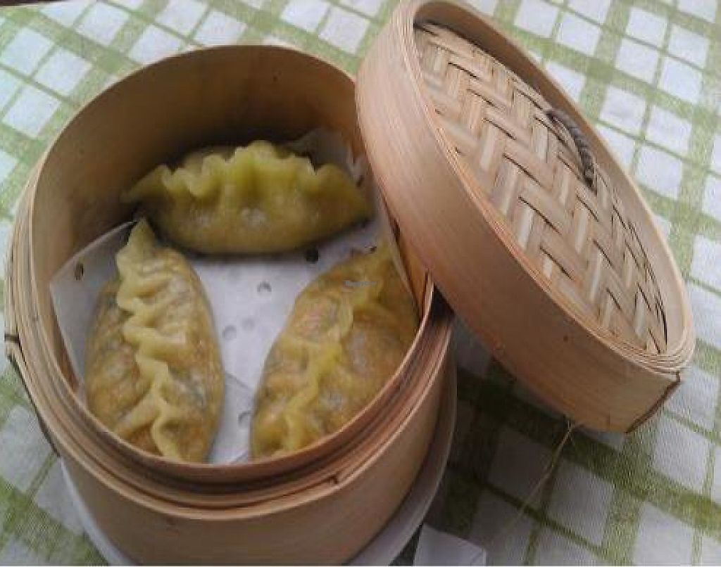 """Photo of Taste of the Orient  by <a href=""""/members/profile/cupcakes6"""">cupcakes6</a> <br/>Vegetarian Dumplings <br/> October 23, 2011  - <a href='/contact/abuse/image/28888/192689'>Report</a>"""