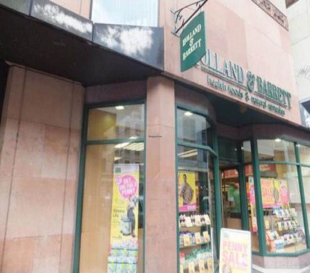 """Photo of Holland and Barrett - Queen Street  by <a href=""""/members/profile/alimac"""">alimac</a> <br/>Holland and Barrett Queen Street main front of shop <br/> October 27, 2011  - <a href='/contact/abuse/image/28902/188443'>Report</a>"""