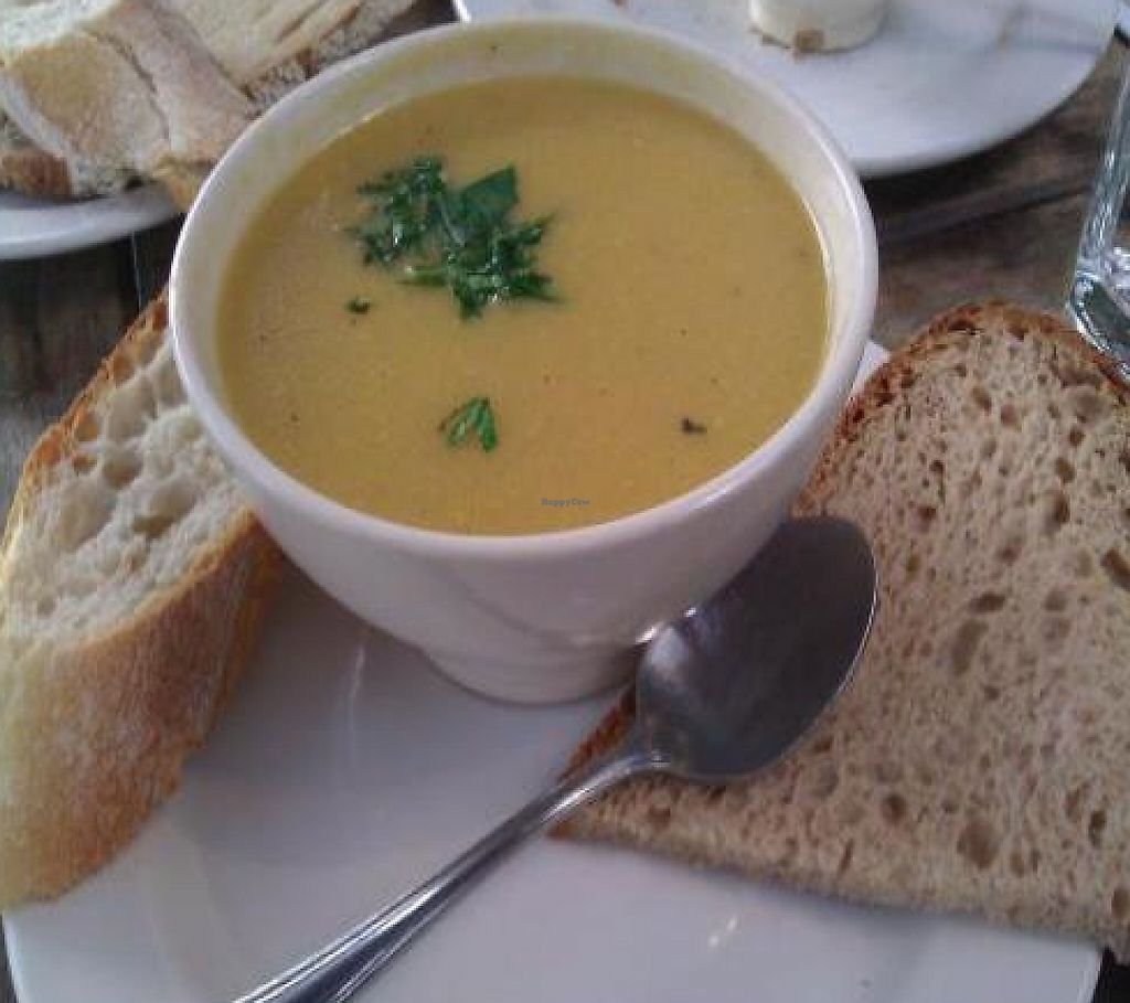 """Photo of Le Pain Quotidien  by <a href=""""/members/profile/eric"""">eric</a> <br/>soup of the day <br/> November 30, 2011  - <a href='/contact/abuse/image/28915/188470'>Report</a>"""