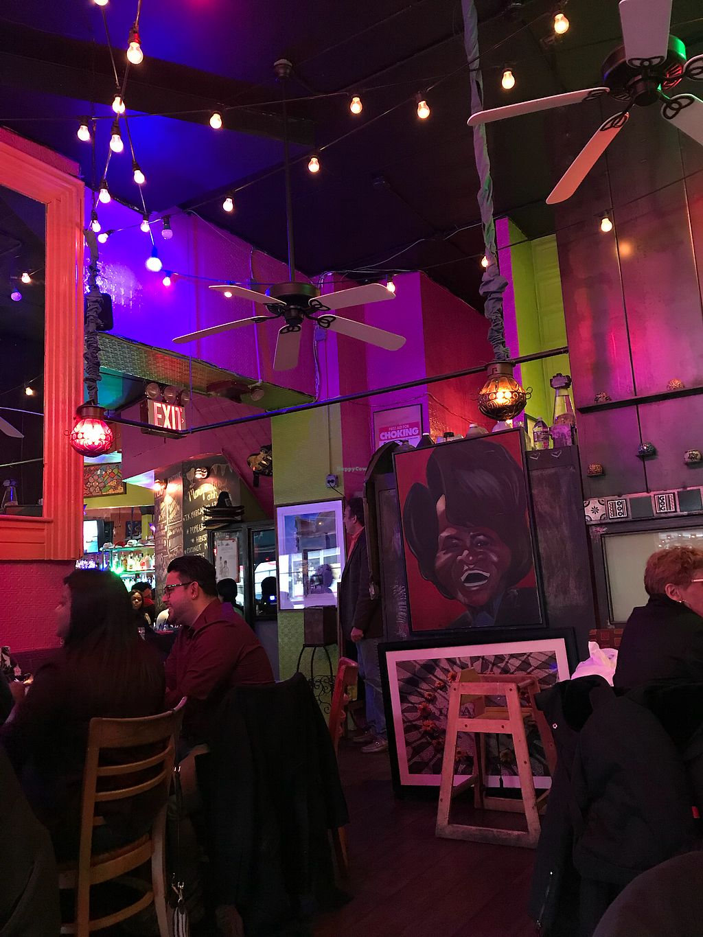 """Photo of Burrito Bar and Kitchen  by <a href=""""/members/profile/this.is.kara"""">this.is.kara</a> <br/>Very colorful! <br/> March 16, 2018  - <a href='/contact/abuse/image/28933/371530'>Report</a>"""