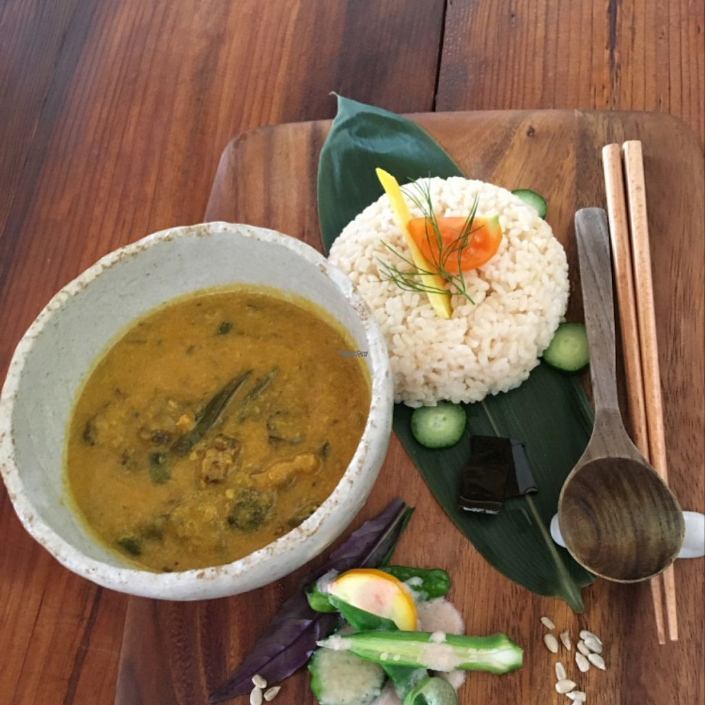 """Photo of Yasai Cafe Meguri  by <a href=""""/members/profile/paulkates"""">paulkates</a> <br/>Vegetable curry set <br/> August 13, 2016  - <a href='/contact/abuse/image/28944/168065'>Report</a>"""