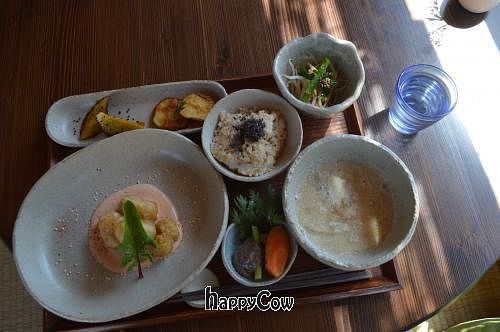 """Photo of Yasai Cafe Meguri  by <a href=""""/members/profile/Shauna333"""">Shauna333</a> <br/>Lunch (March 2013) <br/> May 4, 2013  - <a href='/contact/abuse/image/28944/47760'>Report</a>"""