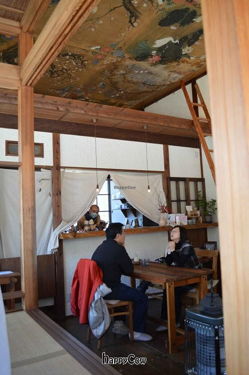 """Photo of Yasai Cafe Meguri  by <a href=""""/members/profile/Shauna333"""">Shauna333</a> <br/>Cafe interior <br/> May 4, 2013  - <a href='/contact/abuse/image/28944/47763'>Report</a>"""