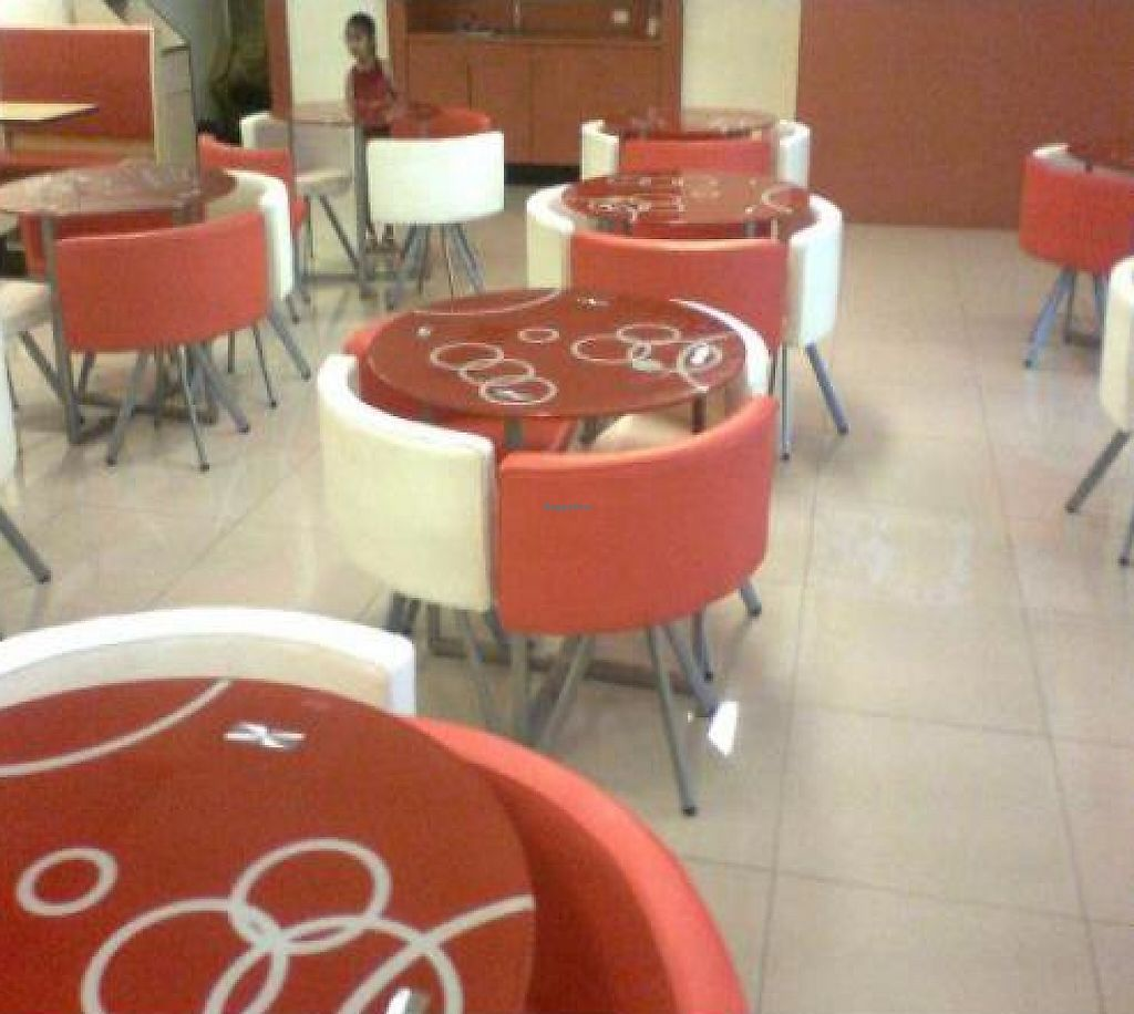"""Photo of Mirchh Masala Chaat Court  by <a href=""""/members/profile/vegan_simon"""">vegan_simon</a> <br/>Cafeteria style atmosphere <br/> November 20, 2011  - <a href='/contact/abuse/image/28961/194437'>Report</a>"""