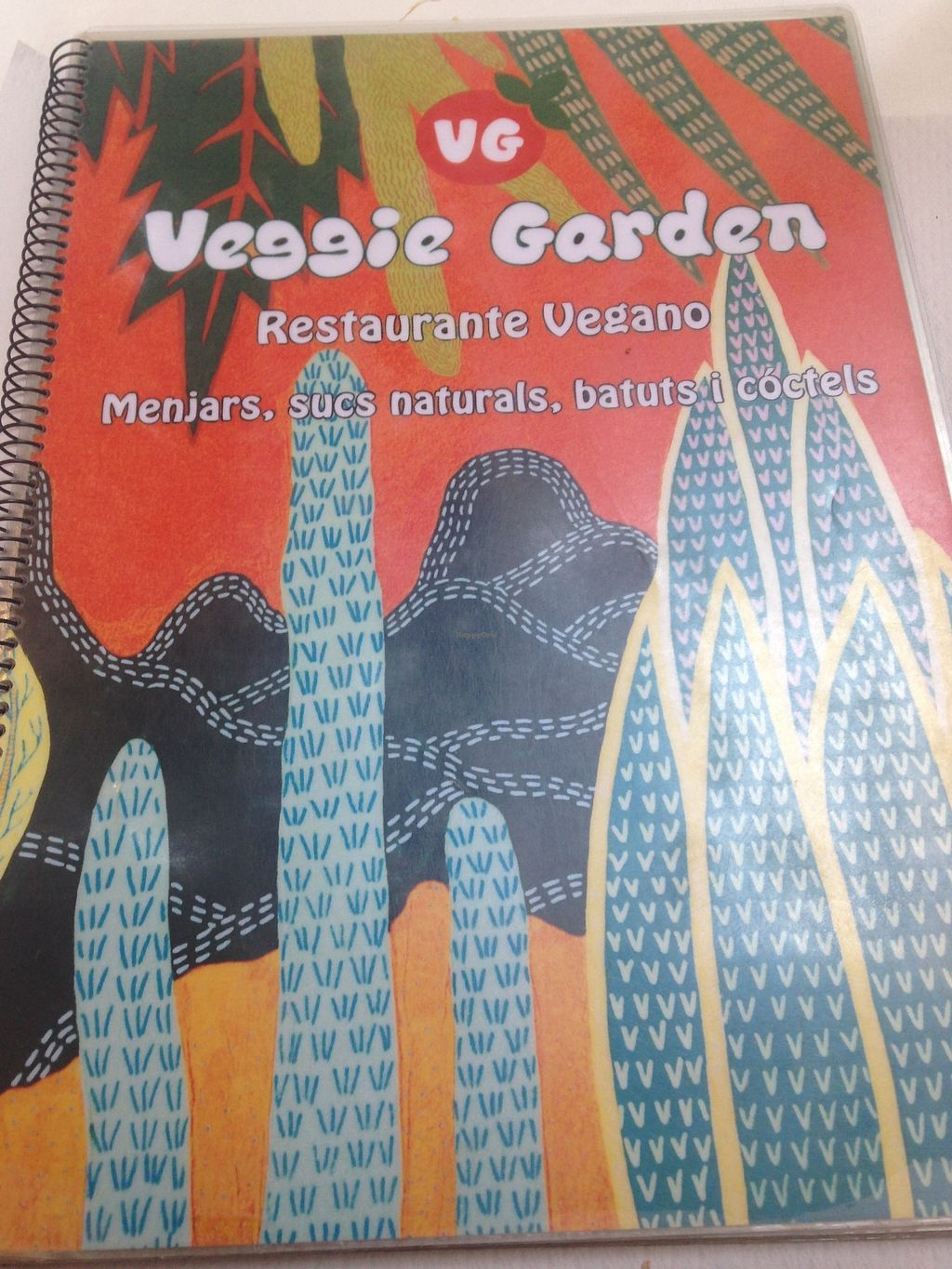 """Photo of Veggie Garden - Dels Angels  by <a href=""""/members/profile/SHA1107"""">SHA1107</a> <br/>Front of menu  <br/> November 1, 2017  - <a href='/contact/abuse/image/28983/320627'>Report</a>"""