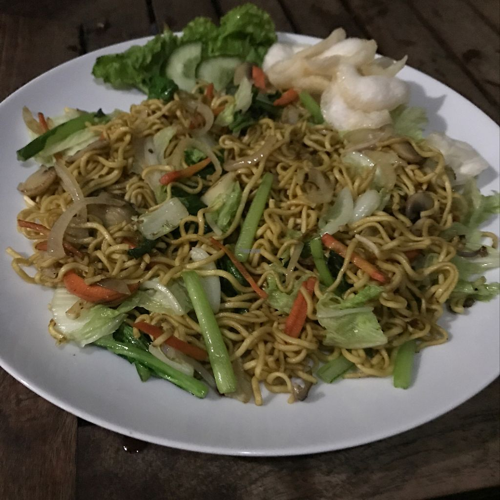 "Photo of Tasty Vegan - Seminyak  by <a href=""/members/profile/VeggT"">VeggT</a> <br/>Mie Goreng <br/> April 5, 2017  - <a href='/contact/abuse/image/29016/244901'>Report</a>"