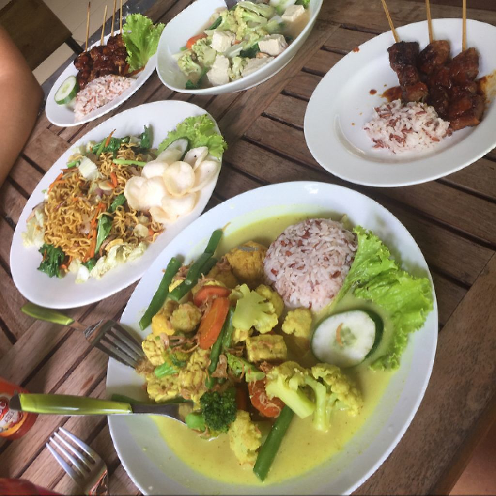 "Photo of Tasty Vegan - Seminyak  by <a href=""/members/profile/kate.sugak"">kate.sugak</a> <br/> .  <br/> April 26, 2017  - <a href='/contact/abuse/image/29016/252513'>Report</a>"