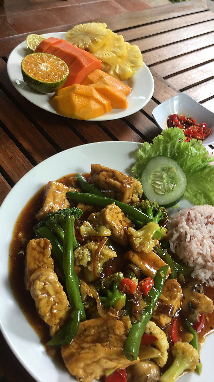 "Photo of Tasty Vegan - Seminyak  by <a href=""/members/profile/KobeBlonner-Sullivan"">KobeBlonner-Sullivan</a> <br/>What a treat! <br/> November 18, 2017  - <a href='/contact/abuse/image/29016/326629'>Report</a>"